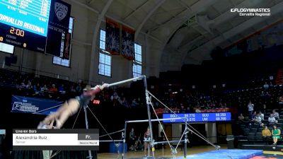 Diana Chesnok - Bars, Denver - 2019 NCAA Gymnastics Regional Championships - Oregon State