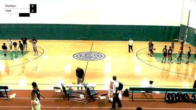 Brooklyn vs Heat- AAU 12U Boys Championships