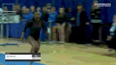 Nia Dennis - Vault, UCLA - 2019 NCAA Gymnastics Ann Arbor Regional Championship