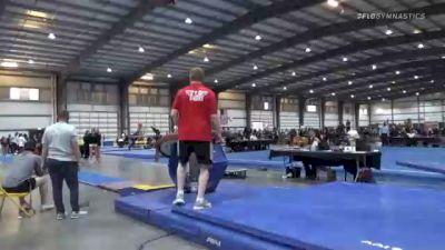 Cora Burke - Vault, Olympus Gymnastics - 2021 Region 1 Women's Championships
