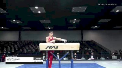 Vahe Petrosyan - Pommel Horse, Gym Olympica - 2021 Winter Cup & Elite Team Cup