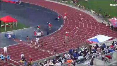 Girls' 800m, Finals 2