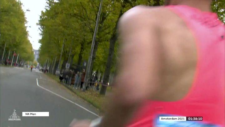 Replay: Amsterdam Marathon