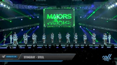 Stingray - Steel [2018 Large Coed 5 Day 1] The Majors