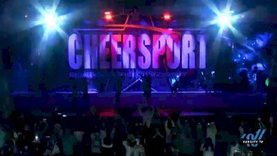 Cheer Extreme - Raleigh - Smoex [2021 L6 Senior Coed - Medium Day 1] 2021 CHEERSPORT National Cheerleading Championship