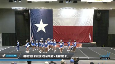 Odyssey Cheer Company - Arctic Crush [2021 L3 Junior - D2 - A Day 1] 2021 ACP Power Dance Nationals & TX State Championship