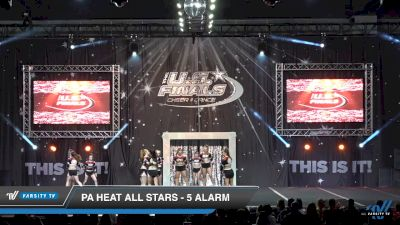 PA Heat All Stars - 5 Alarm [2019 Senior Restricted 5 Day 2] 2019 US Finals Providence
