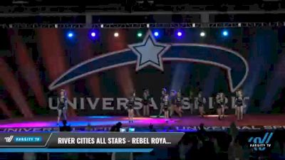 River Cities All Stars - Rebel Royals [2021 L3 Youth - D2 Day 2] 2021 Universal Spirit-The Grand Championship