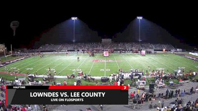 Replay: Lowndes vs Lee County | Sep 10 @ 7 PM