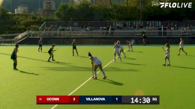 Replay: UConn vs Villanova | Oct 15 @ 3 PM