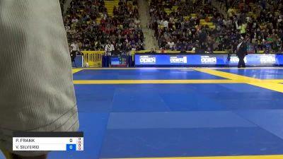 PITER FRANK ALMEIDA SILVA vs VICTOR SILVERIO SANTOS 2019 World Jiu-Jitsu IBJJF Championship