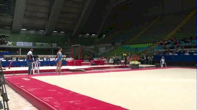 Morgan Hurd - Floor, United States - 2018 Pacific Rim Championships
