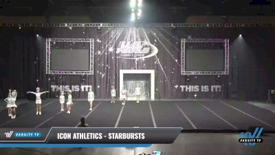 Icon Athletics - Starbursts [2021 L1 Mini Day 1] 2021 The U.S. Finals: Sevierville