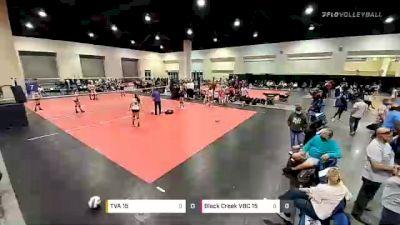 TVA 15 vs Black Creek VBC 15 - 2021 Nike Daytona Beach 100