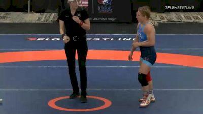 57 kg Final - Koral Sugiyama, Team Miracle vs Lauren Louive, Team Hildebrandt