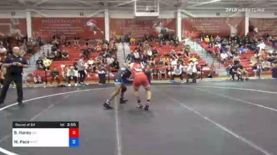 65 kg Prelims - Blake Haney, Washington vs McCoy Pace, New York City RTC
