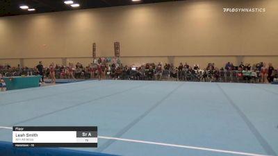 Leah Smith - Floor , Aim Athletics - 2020 Alamo Classic