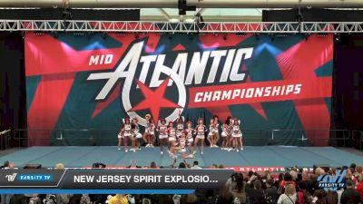 New Jersey Spirit Explosion - Fab 5 [2020 L6 Senior - Small Day 1] 2020 Mid-Atlantic Championships