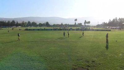 Full Replay - 2019 Alianza de Futbol: San Francisco - Field 2 - Aug 25, 2019 at 9:59 AM CDT