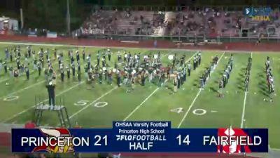 Replay: Princeton vs Fairfield | Sep 17 @ 7 PM