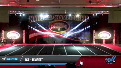 ICE - Tempest [2021 L6 International Open - NT Day 2] 2021 ACP: Midwest World Bid National Championship