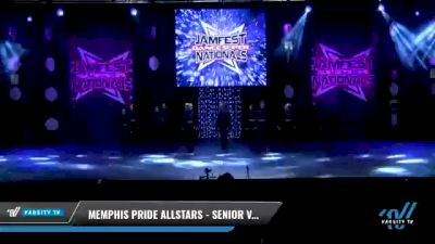 Memphis Pride Allstars - Senior Variety [2021 Senior - Variety Day 2] 2021 JAMfest: Dance Super Nationals