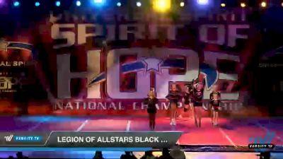 Legion of Allstars Black Hawks [2021 Junior 5 D2 Day 2] 2021 Universal Spirit: Spirit of Hope National Championship
