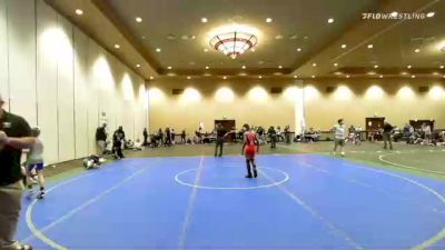 93 lbs Rr Rnd 3 - Braylen Brown, Punisher Wrestling Club vs Brant McKillip, Brookville Wrestling Club