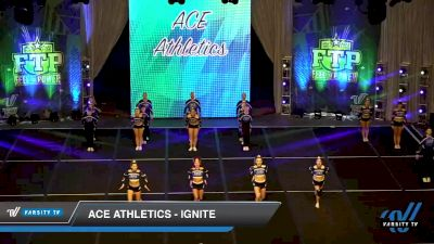 ACE Athletics - IGNITE [2020 L5 International Open - Coed 16 Day 1] 2020 Feel The Power East
