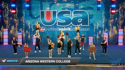 Arizona Western College [2020 Large Co-Ed Show Cheer 2-Year College Day 2] 2020 USA Collegiate Championships