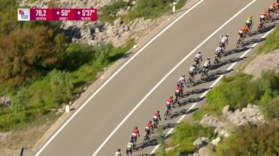 Replay: 2021 CRO Race, Stage 4