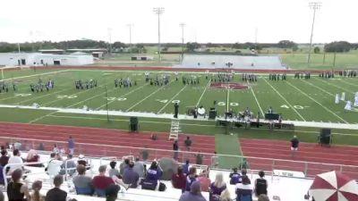 "RidgePoint H.S. ""Missouri City TX"" at 2021 USBands Ganado Showcase"