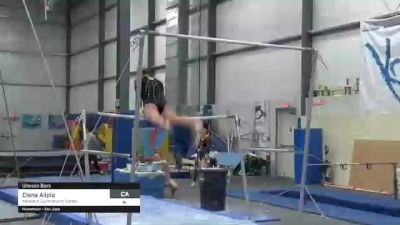Ciena Alipio - Bars, Midwest Gymnastics Center - 2021 American Classic and Hopes Classic