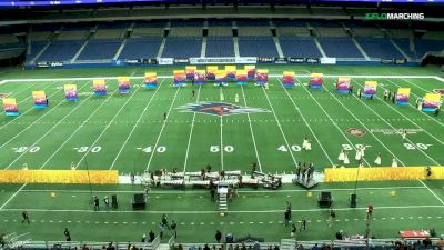 """Rouse H.S. """"Leander, TX"""" at Bands of America San Antonio Super Regional Championship, presented by Yamaha"""