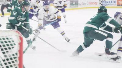 Full Replay - Bemidji State vs Minnesota State | WCHA (M)