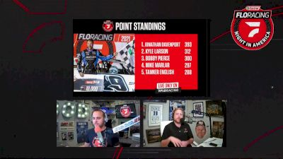 Pre-Race Show | Castrol FloRacing Night in America at 411 Motor Speedway