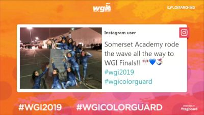 Full Replay - 2019 WGI Guard World Championships - UD Arena - Multi Cam - Apr 6, 2019 at 8:50 AM EDT