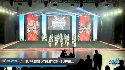 Supreme Athletics - Supremacy [2021 L3 Senior Coed - Medium Day 2] 2021 JAMfest Cheer Super Nationals
