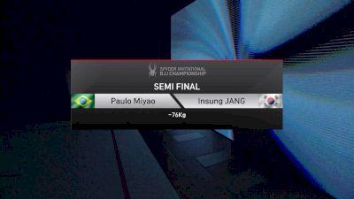 Paulo Miyao vs Inseong Jang -76kg Semifinal Spyder BJJ Final