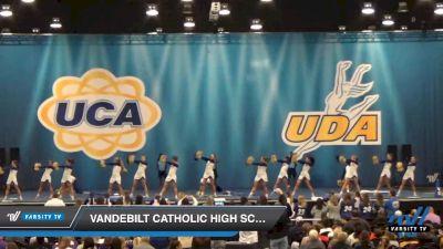 Vandebilt Catholic High School [2019 Game Day Varsity (20u) Day 2] 2019 UCA Dixie Championship