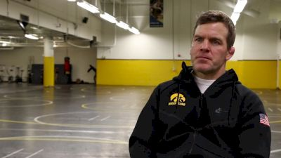 Royce Alger, Randy Lewis And The Iowa Wrestling Room