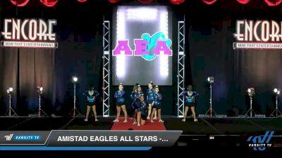 Amistad Eagles All Stars - AEA PURPLE REIGN [2019 Senior Coed - D2 3 Day 2] 2019 Encore Championships Houston D1 D2