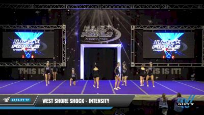 West Shore Shock - Intensity [2021 L3 Performance Recreation - 18 and Younger (NON) - Small Day 1] 2021 The U.S. Finals: Ocean City
