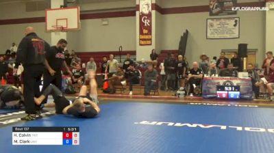 Hunter Colvin vs Matthew Clark 1st ADCC North American Trials