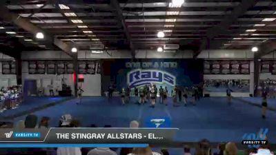 The Stingray Allstars - Marietta - Electric [2020 L6 Senior Small Open Coed] 2020 The Stingray Allstars Gym Jam