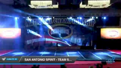 San Antonio Spirit - Team Smoke [2021 L6 Int.Open Coed Sm D2 Day 2] 2021 ACP Southern National Championship