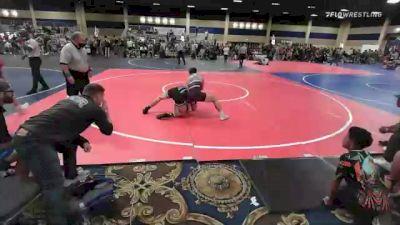 160 lbs Consi Of 8 #2 - Jun Melchior, Scripps Ranch WC vs Luke Combs, Elite Force WC