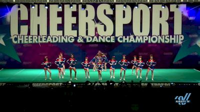 Spirit of Cherryville Cheerleading [2018 Junior 3 Recreation Day 1] CHEERSPORT- National Cheerleading Championship