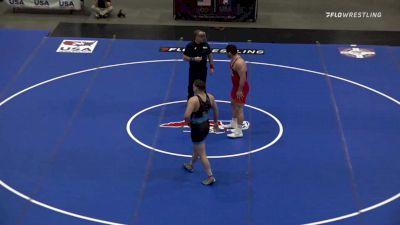 125 kg Rr Rnd 2 - Shawn Streck, Team Kenny Monday vs Tanner Hall, Team Lee Kemp