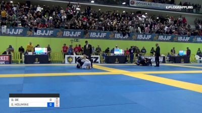 OTAVIO NALATI vs SEIF-EDDINE HOUMINE 2019 European Jiu-Jitsu IBJJF Championship